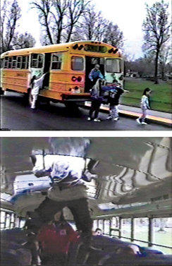Real World Bus Safety Drills (DVD)