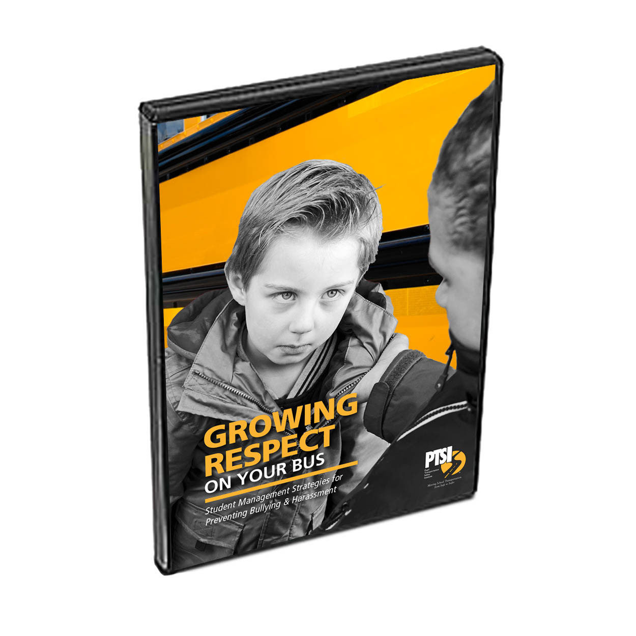Growing Respect On Your Bus: Student Management Strategies for Preventing Bullying and Harassment on the School Bus (DVD) 2160D