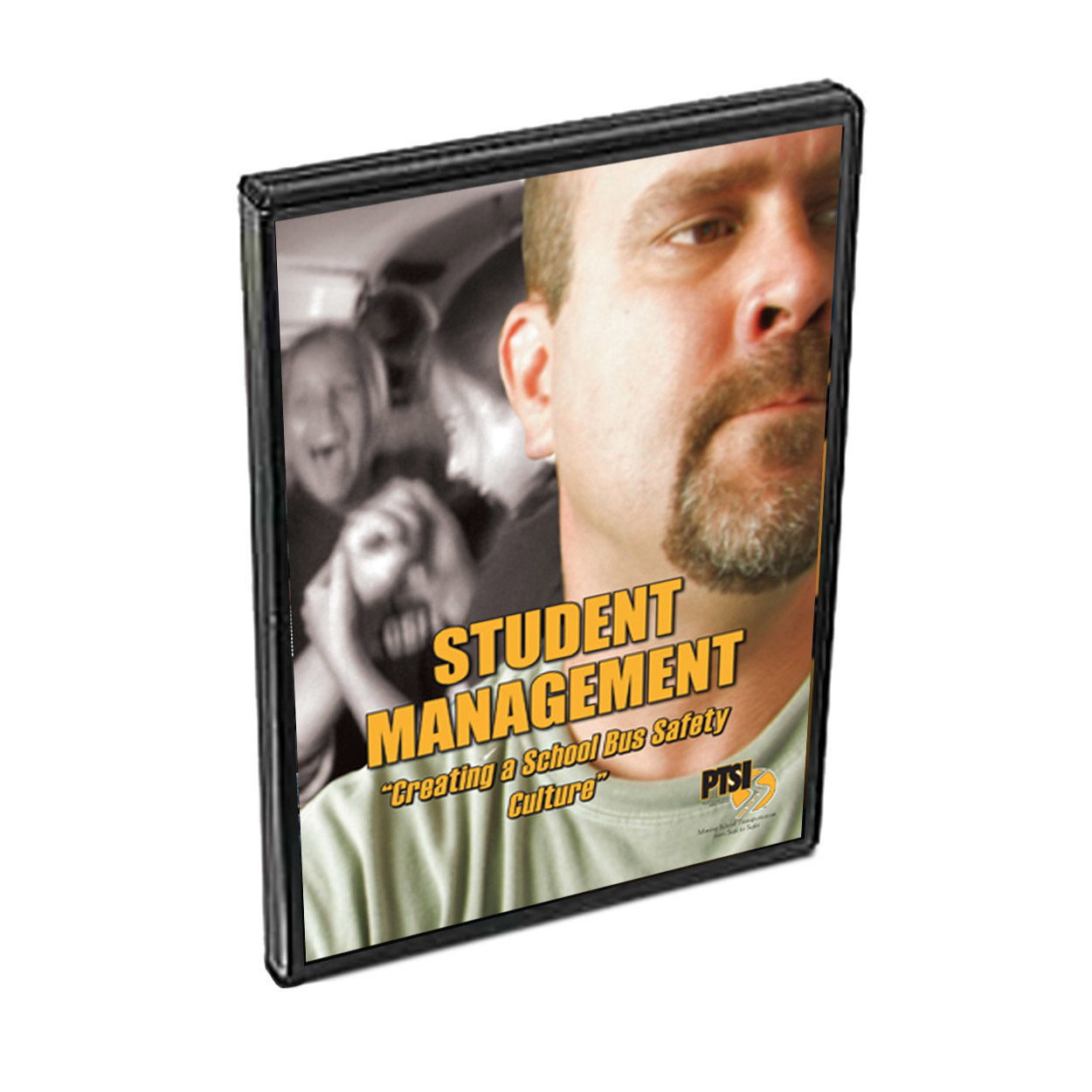 """Student Management """"Creating a Bus Safety Culture"""" (DVD) 2180"""