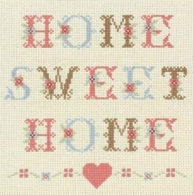 Counted Cross Stitch Kit My Garden ACS28 Anchor