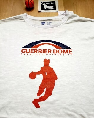 White Crew Neck The Guerrier Dome BOTO T-Shirt
