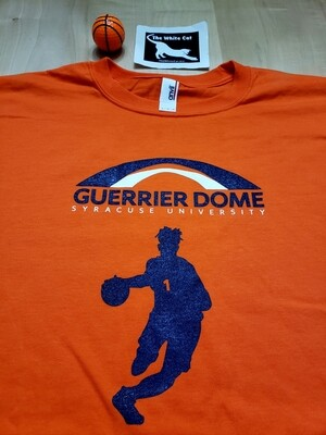 The Guerrier Dome (Front) BOTO Blood of the  Orange (Back) T Shirt