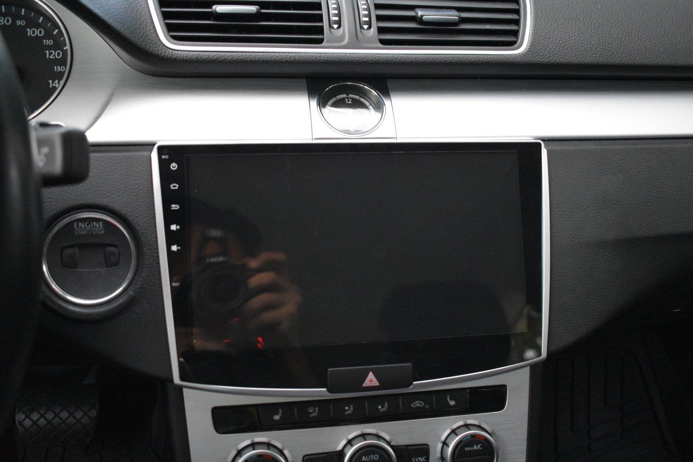 Tylko na zewnątrz Pro Version) VW Android 6.01 radio (10.1 inch full HD display YW68