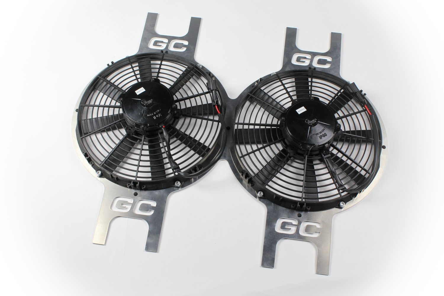 "12"" Dual Fan Package"