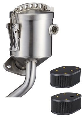 Pro Sports Oil Filler One Air Vent with Black Twin Weber IDF Air Filter for Type 1 Engine 40HP~1600cc up