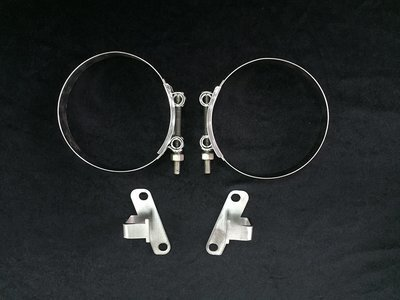150MM MULLER CLAMPS