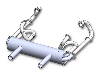 Super Sport EL 143 Exhaust Systems
