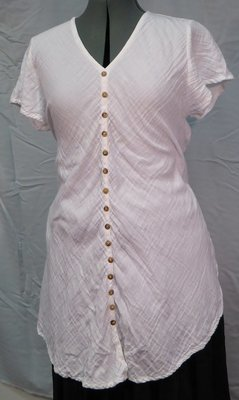 Front Button Tunic