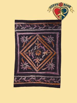 Batik Twin Tapestry