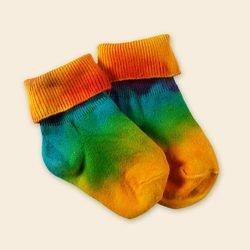 Baby Tye Dye Socks