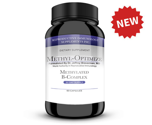 Methyl-Optimize: the best cocktail of Methylated Folate and