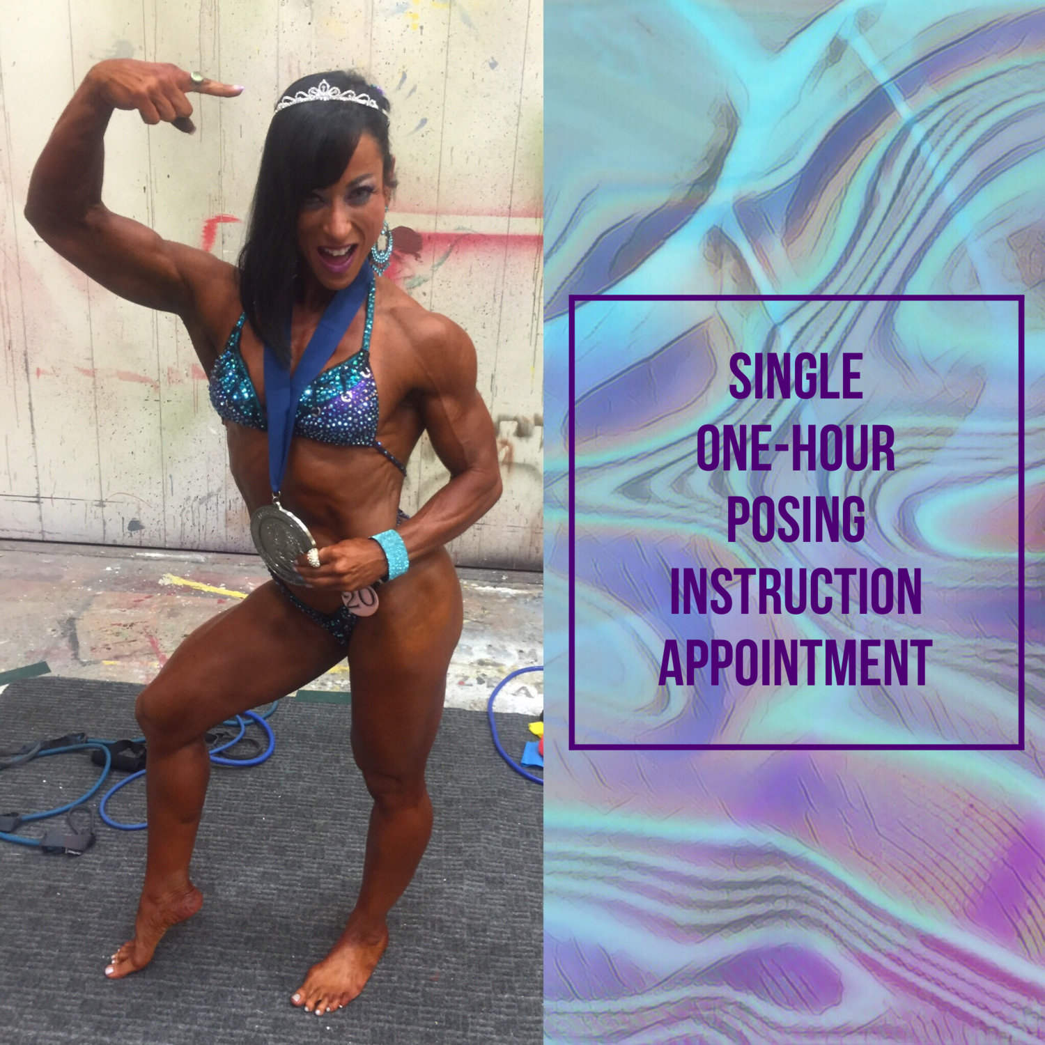 Single 1-Hour Posing Instruction Appointment