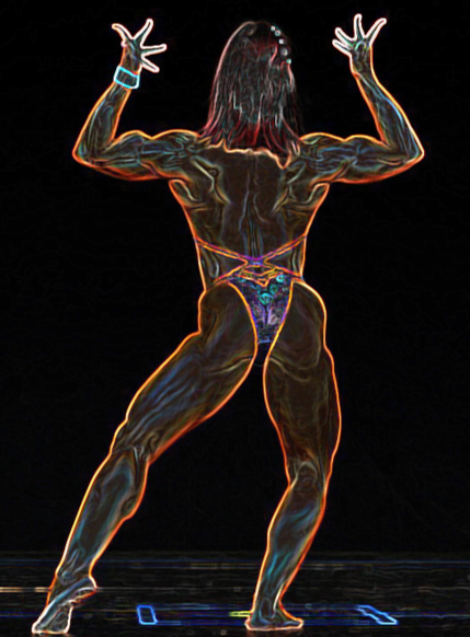 December 9th Posing Workshop with Jodi Leigh Miller, IFBB Pro
