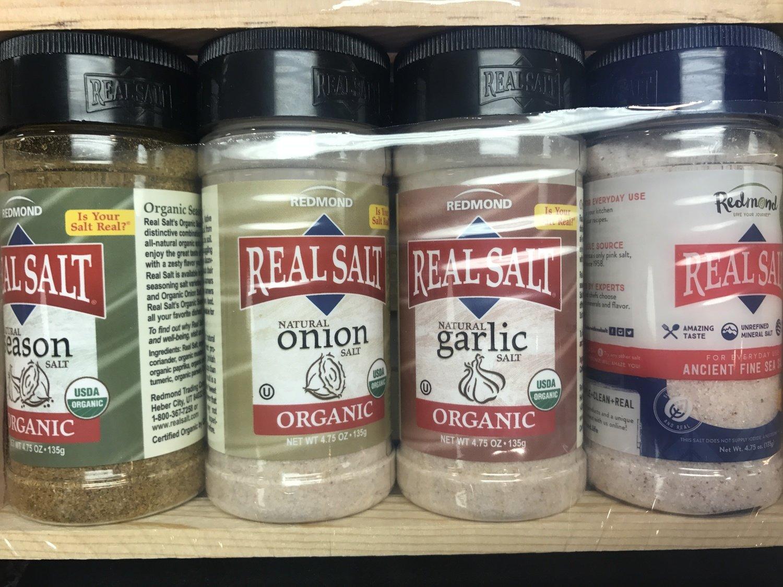Redmond Four Pack Salts