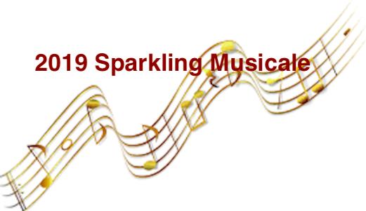 2019 Sparkling Musicale Ticket
