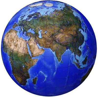 Real world globes shop mother earth globe sciox Image collections