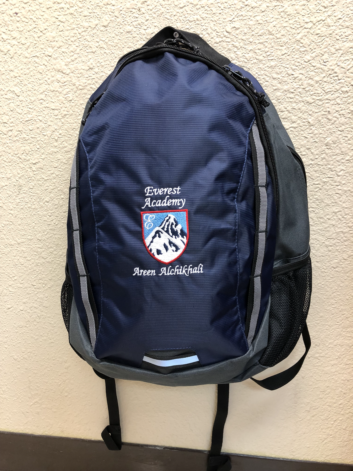 Everest Personalized Backpack with Student Name