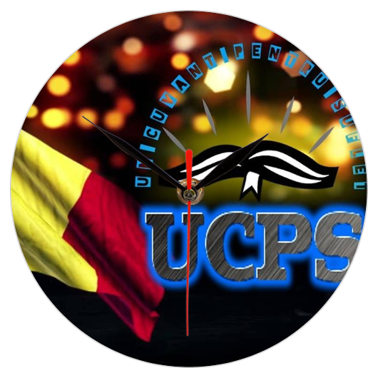 Ceas din sticla Ucps-Romania