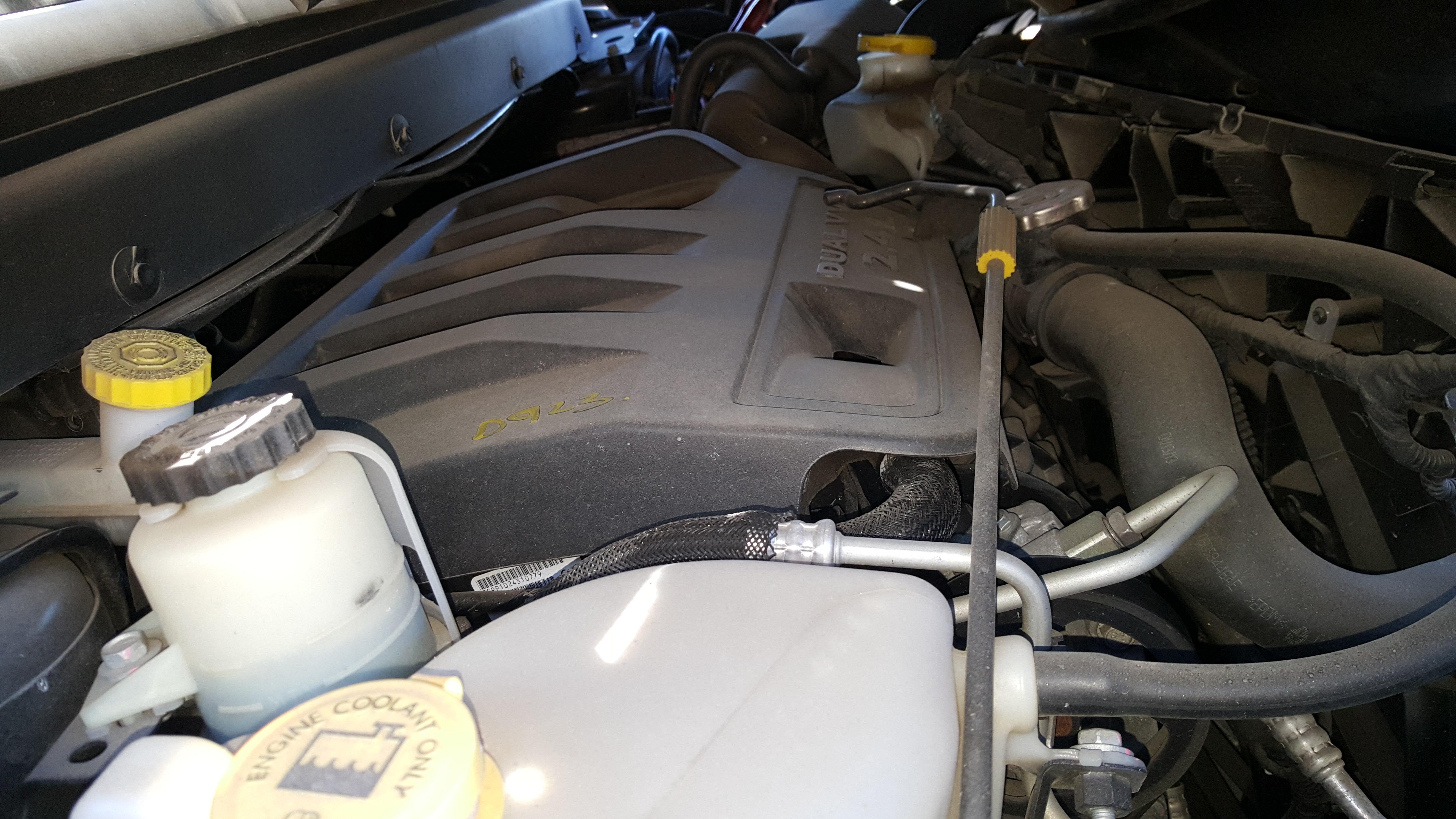 FIAT FREEMONT DODGE JOURNEY 24L 4 CYLINDER ENGINE BDT6 1115
