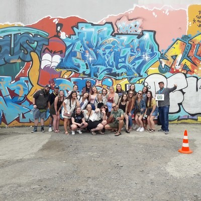 City Centre Graffiti Tour | Price from