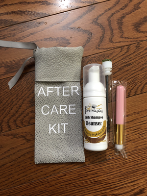 After care kit