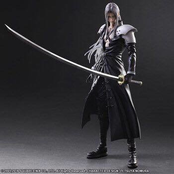 Final Fantasy Sephiroth Sword