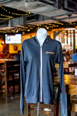 Copperpoint Unisex Zip Up Hoodie