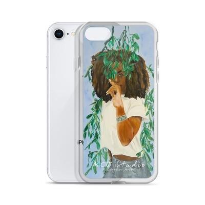 Ava's Curiosity - iPhone Case