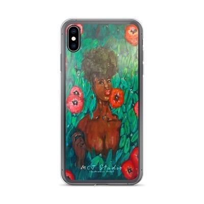 In Full Bloom - iPhone Case
