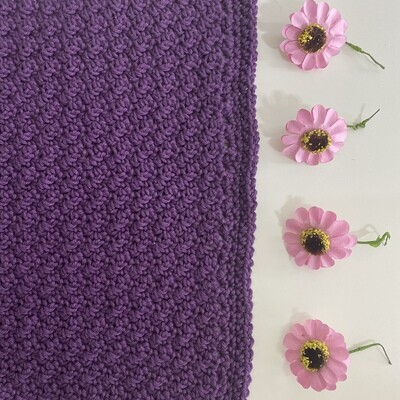Washcloth Series - 02 Mulberry