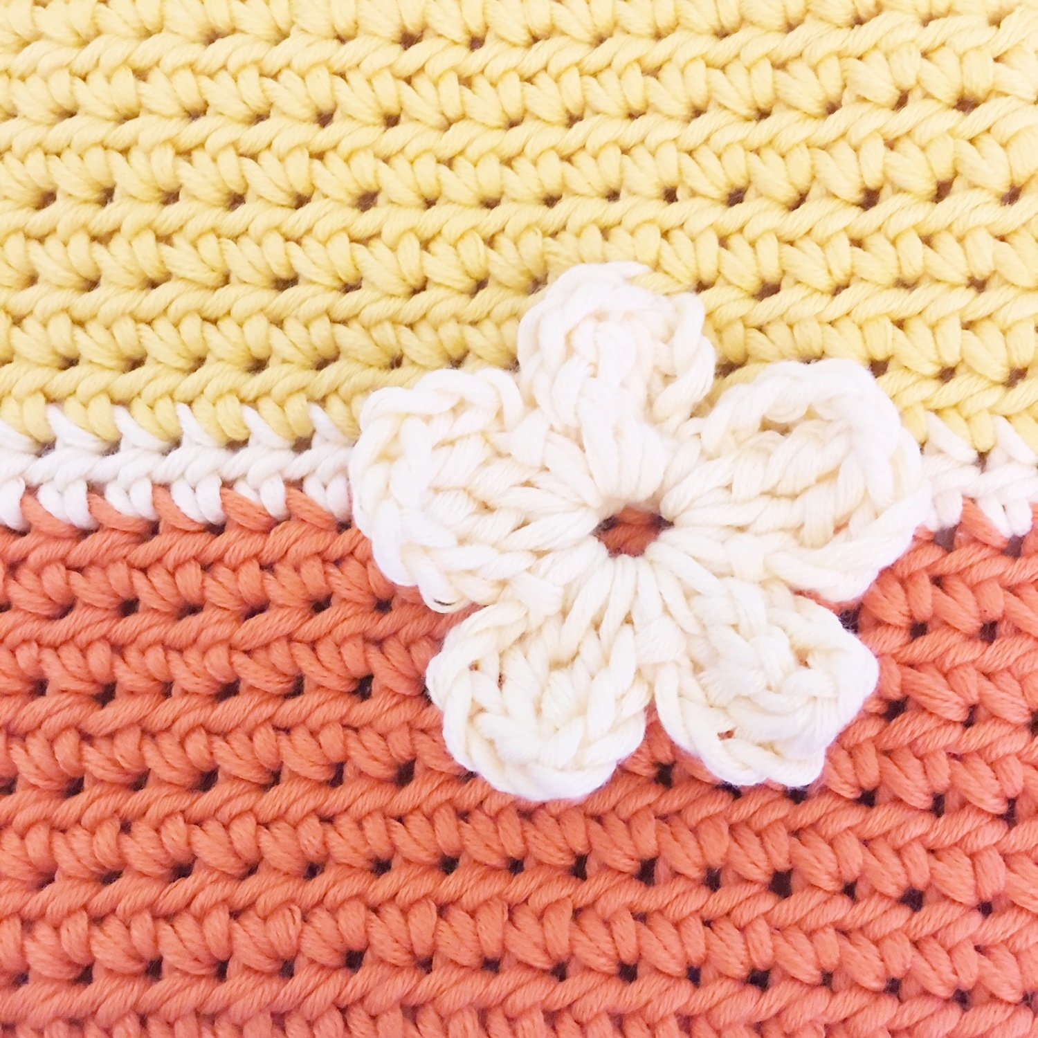 Flower Stitch Tutorial