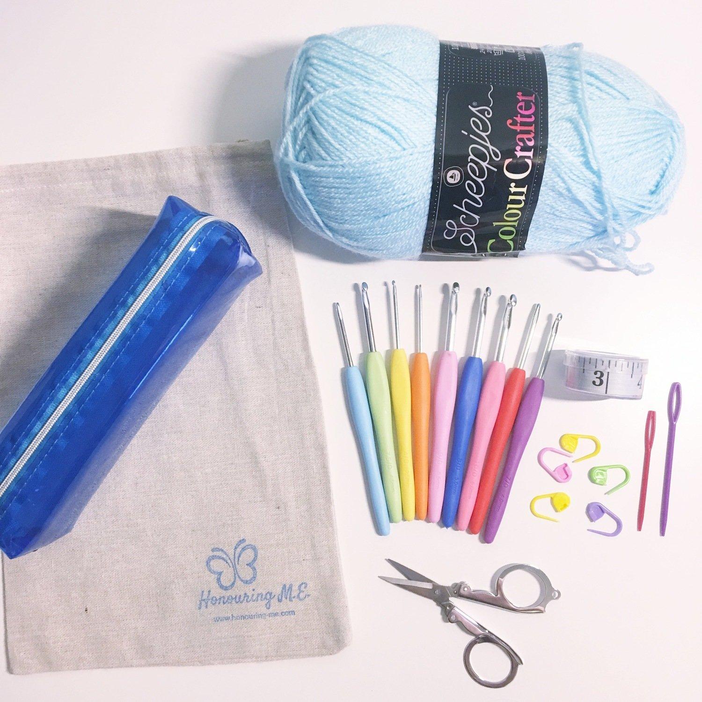 Crochet Beginner Kit