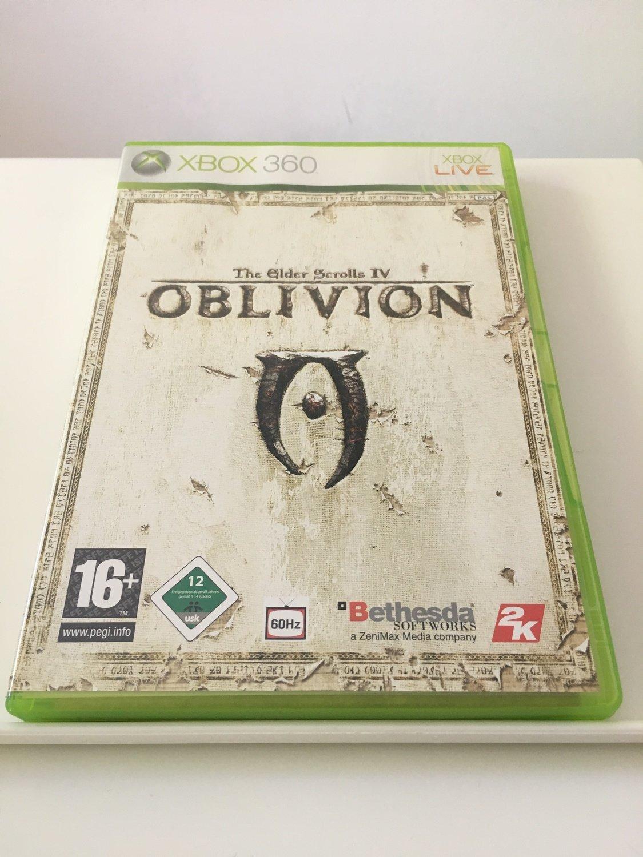 Oblivion Karte.Xbox 360 Spiel Mit Anleitung Karte The Elder Scrolls Iv Oblivion Zustand Sehr Gut