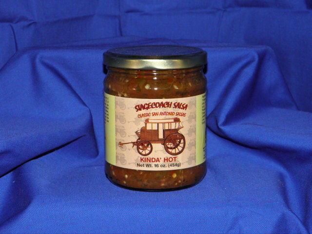 Stagecoach Kinda' Hot Salsa