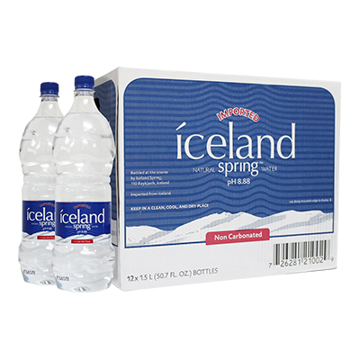 1 Box of 1.5L Iceland Spring Water 00002