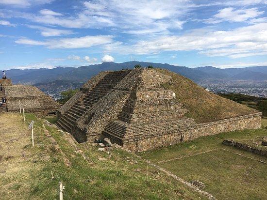Visit to Monte Albán