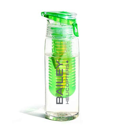 Flavor 2 Go Water Bottle with Fruit Infuser