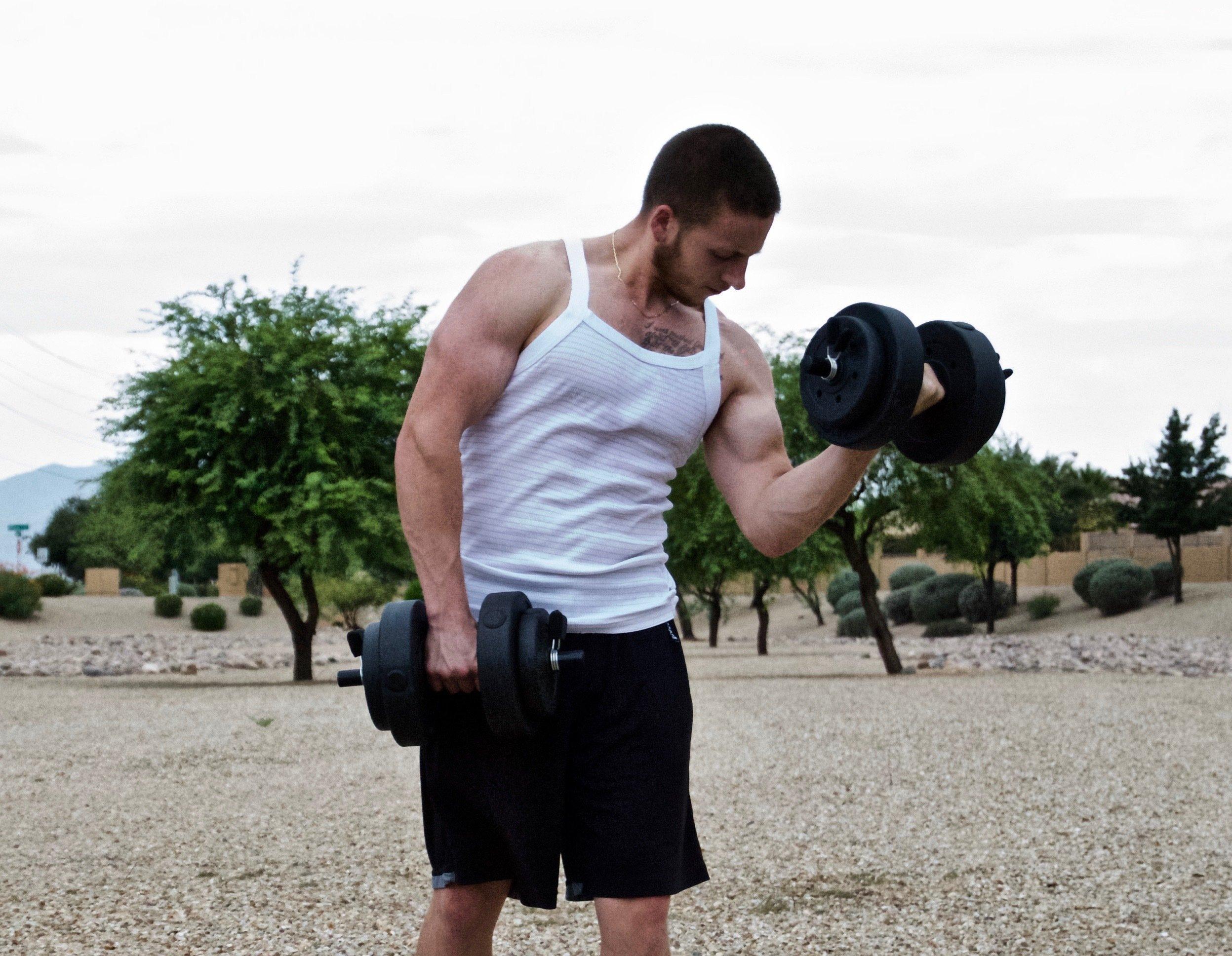 90 Day Warrior Fitness Program