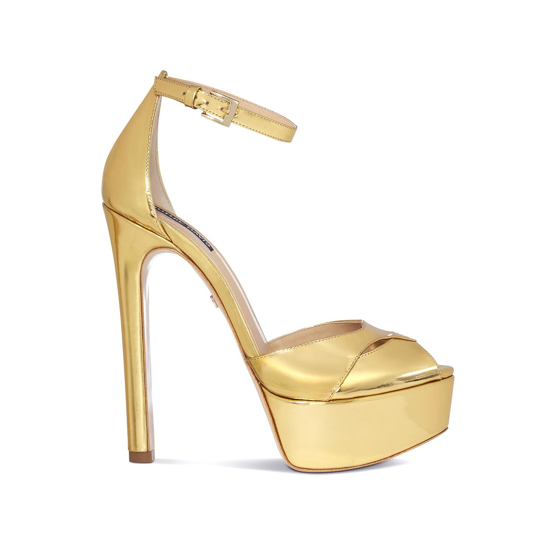 Tiara - Gold Mirror