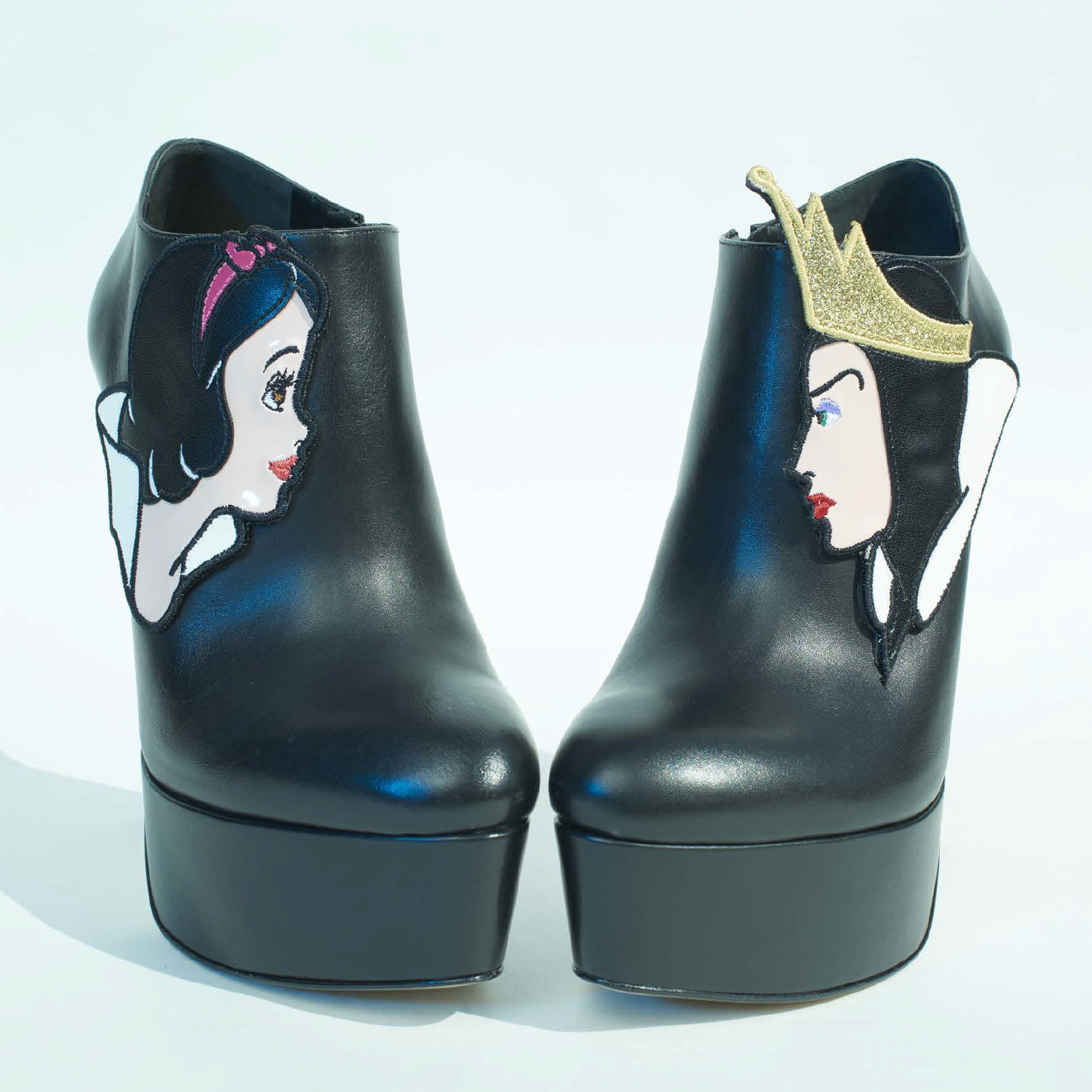 Good Vs. Evil - Disney X Ruthie Davis RDSW1804