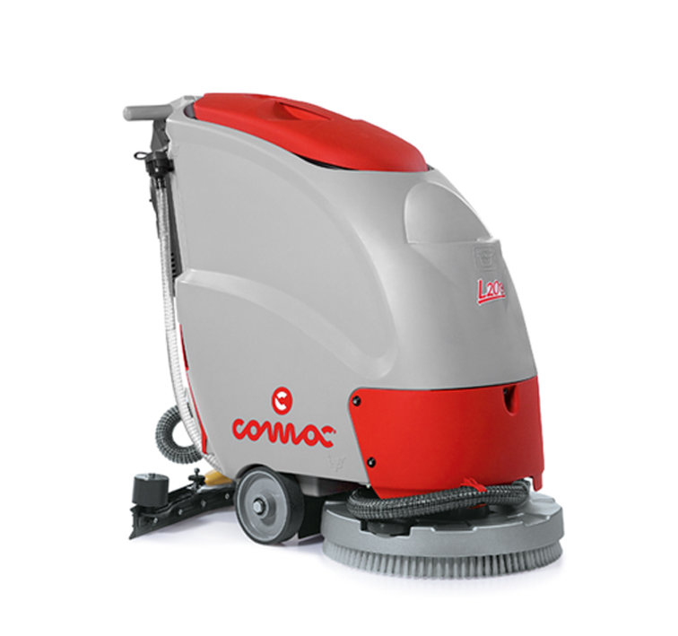 COMAC L 20E Floor Scrubber Machine 20 Made In Italy