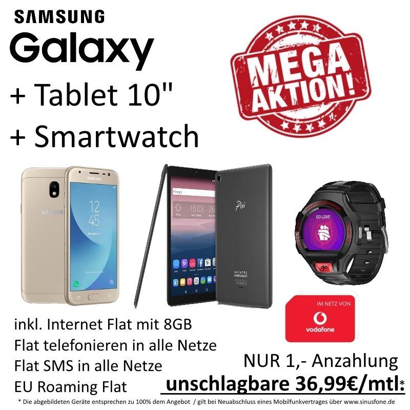 Mega Aktion Vodafone 8 GB