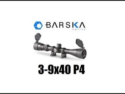 Mira telescópica Barska 3-9X40mm