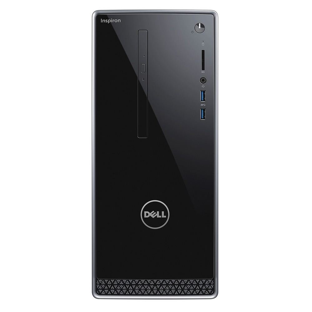 Dell Inspiron 3668 Desktop Intel i5-7400 8GB Ram 1TB HDD Wi-Fi Small Computer
