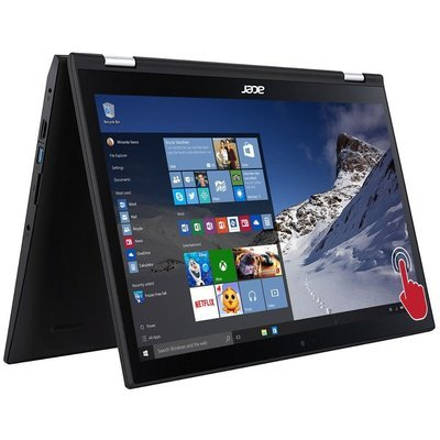 Acer Spin 3 SP315-51-37E7 Intel i3-7100U 6GB Ram 1TB HDD 2-in-1 Laptop