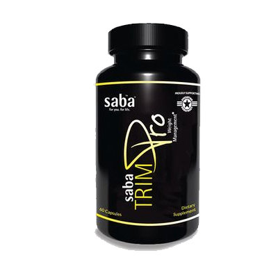 Saba Trim Pro 60 ct bottle TRIMPRO60