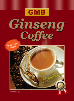 Ginseng Coffee met RietSuiker