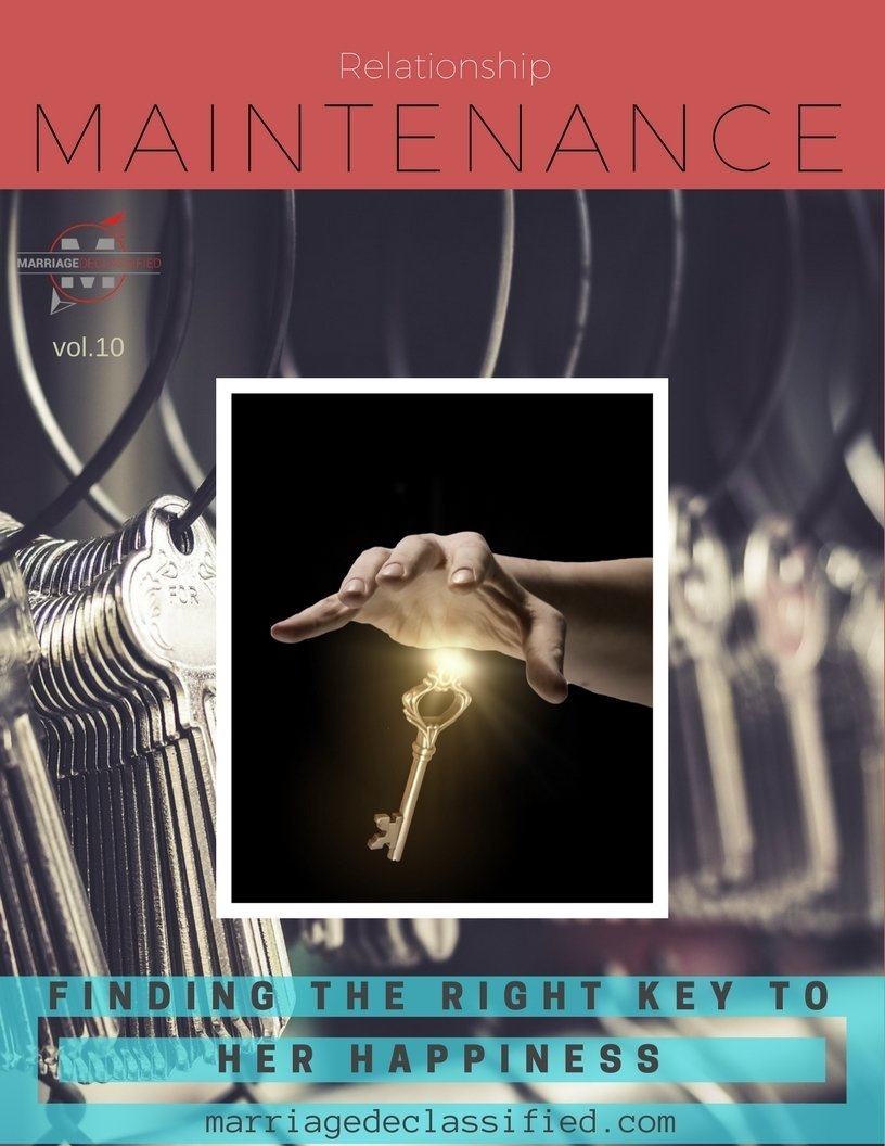 Relationship Maintenance Rmaint-01