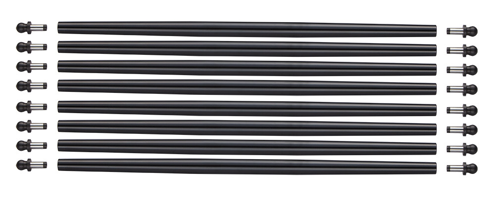 VW TYPE 1 #7075 ALUMINUM PUSH RODS