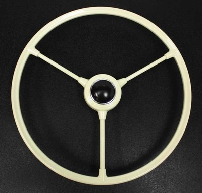 Barndoor Steering Wheel-Black